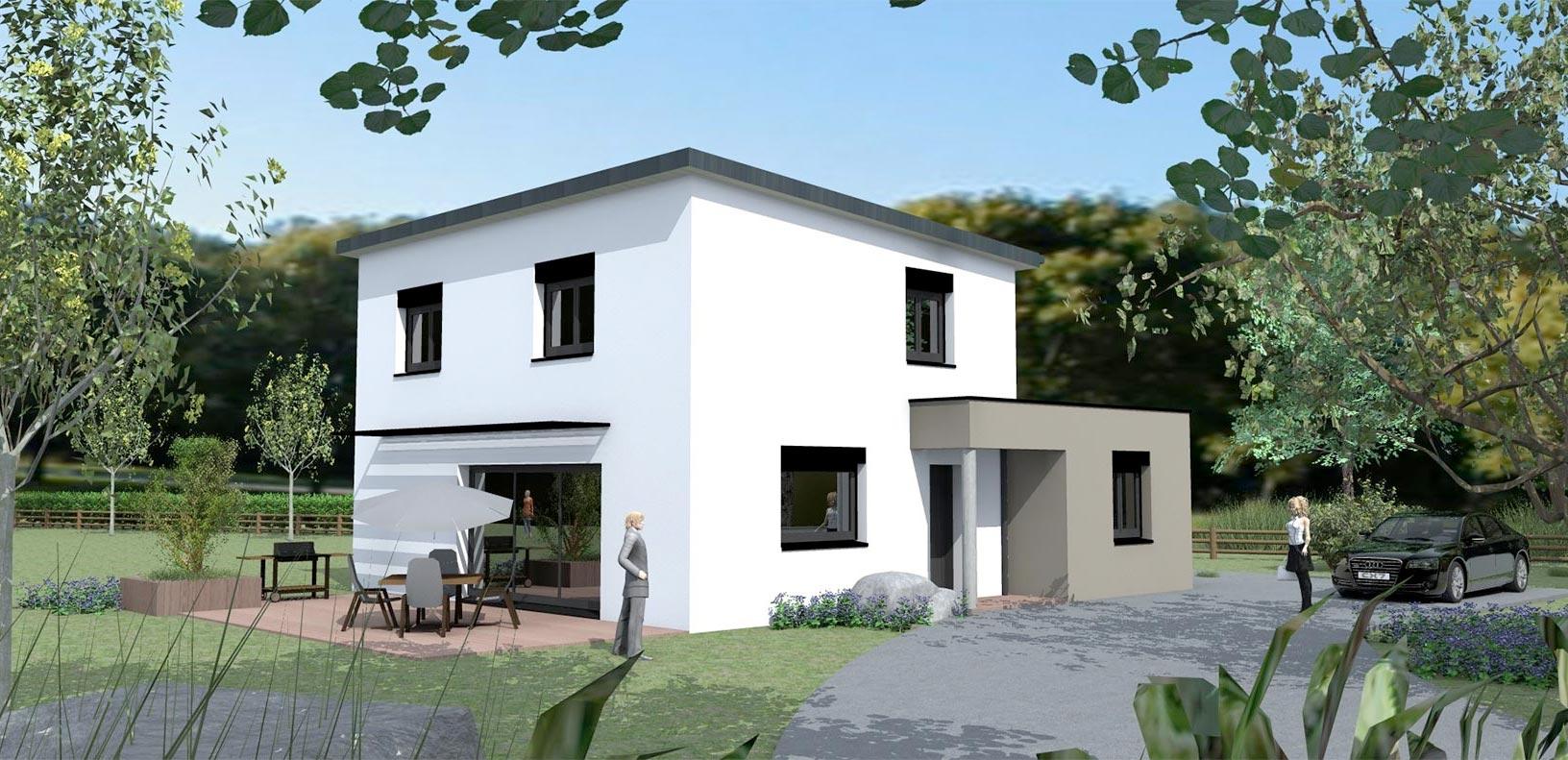 Projet de maison passive